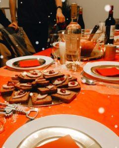 repas de Noël