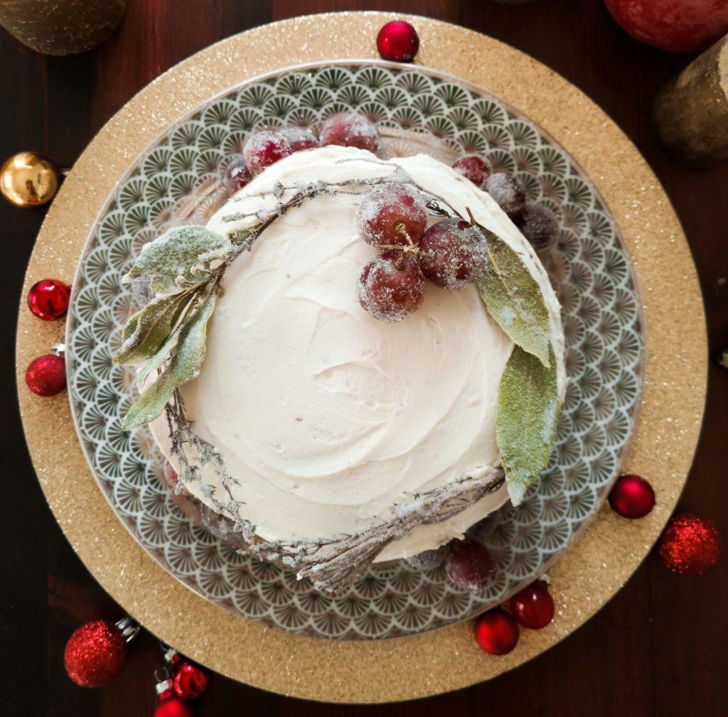 winter cake