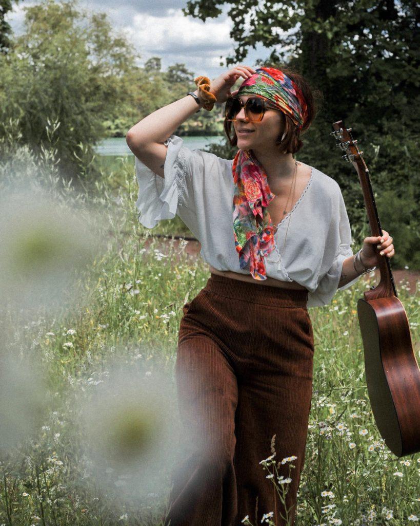 rock/folk à la Janis Joplin