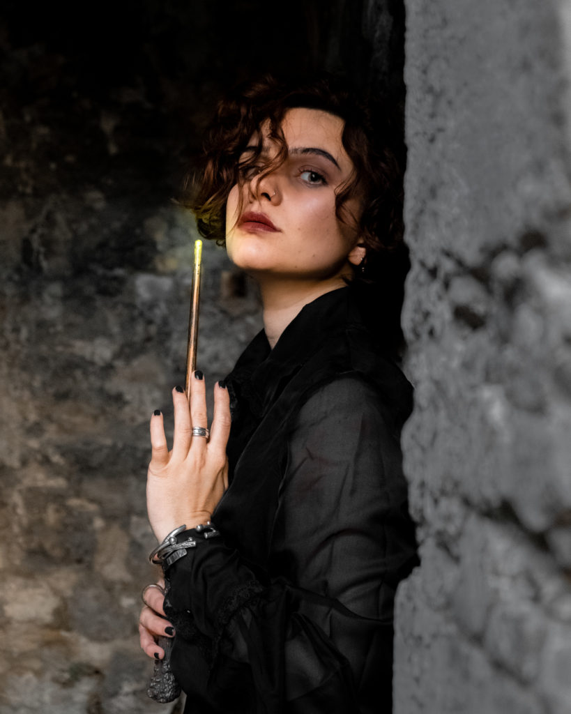 bellatrix lestrange cosplay